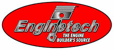 Engine Piston Ring Set ENGINETECH, INC. C86006-STD