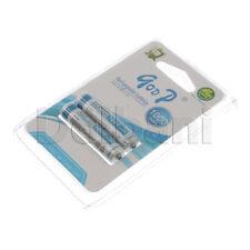 GODPAAAJ1000*2B New 2 Pack AAA Rechargeable Battery Ni-MH 1.2V 1000 mAh