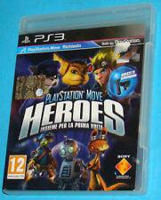 Playstation Move Heroes - Sony Playstation 3 PS3 - PAL