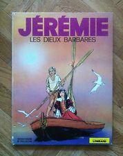 JEREMIE LES DIEUX BARBARES GILLON EO BE ( E14)