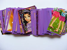 5 Topps Lego Friends Stickers Pick From List