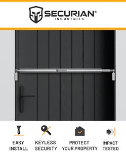 PX-2 Extendable Security Door Bar - Door Barricade - Easy to secure - Security