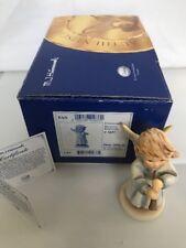 "Hummel 2096/E Heavenly Rhapsody TMK8 Box & COA 4"" Tall"