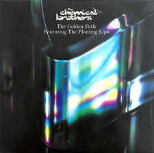 The Chemical Brothers Featuring The Flaming Lips CD Single The Golden Path - Pr