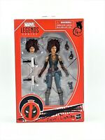 "HASBRO MARVEL LEGENDS SERIES: DEADPOOL 2 - DOMINO 6"" ACTION FIGURE *UK STOCK*"