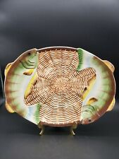 Fish Platter Omnibus Collection Fitz & Floyd Ecology Series Endangered Species