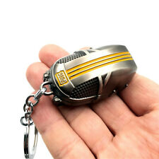 Playerunknowns Battlegrounds PUBG Parachute Bag Zinc Alloy Model Key Chain Ring