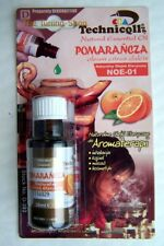 1 x 20ml NATURAL ESSENTIAL OIL FOR AROMATHERAPY ORANGE FRAGRANCE SCENT NEW