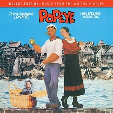 Popeye - 2 x CD Complete Score - Deluxe Edition - Harry Nilsson