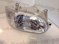 Ford Escort Headlight Driver Side 95-01