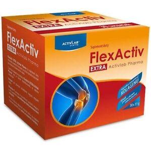 ACTIVLAB FlexActiv Extra 30 sachets COLLAGEN HYDROLYZATE JOINT SUPPORT 4FLEX