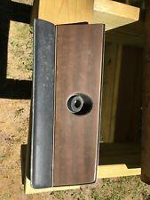 Mopar a Body glove box cover wood grain USED Duster Dart 1970 - 1976