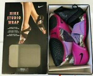 Nike Wmns Studio Wrap PRT Dance Yoga Fitness 616047 002 XS Eur_35.5-36.5