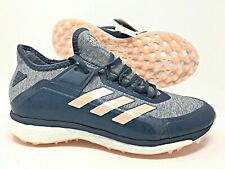 Adidas Fabela Boost Womens Field Hockey Cleats Shoes Raw Turf Size 8.5