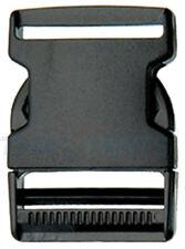 10 St. Steckschnalle 50mm gerade Kunststoff Acetal Steckverschluss für Gurtband