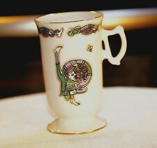 More details for royal tara porcelain cup celtic design tara hall from ireland