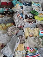75-tlg @ neutrale UNISEX Baby ERSTAUSSTATTUNG Babykleidung Gr. 50 56  62 68