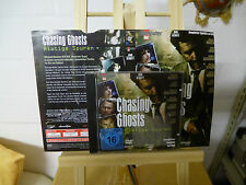 DVD ++  Chasing Ghosts - Blutige Spuren