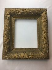 """Beautiful Antique Wood Picture Frame (8 1/4""""x 10 1/4"""")"""