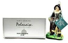 Rare Kurt Adler Polonaise Wizard Scarecrow Ap1062 Christmas Ornament Poland