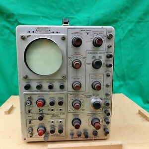 Hickok Oscilloscope Subassembly Model 1805 Vintage not tested as-is RARE - TUBE
