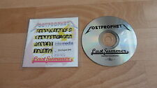 LOSTPROPHETS - LAST SUMMER  (RARE 2 TRACK PROMO CD SINGLE)