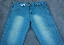 STEVE & BARRY'S RELAXED FIT Jeans Pants For MEN SIZE  - W38 X L30. TAG NO. 129Q