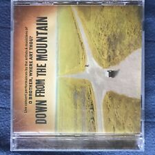 Down from the Mountain: O Brother, Where Art Thou? by Various Artists CD - USED