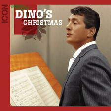 DEAN MARTIN - ICON - CHRISTMAS - CD - Sealed