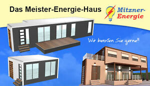 Angebotserstellung MEISTER-ENERGIE Tiny Haus BASIC