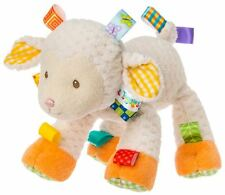 Taggies SHERBET LAMB SOFT TOY Baby Comforter Soft Toys Activities BN