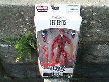 MARVEL LEGENDS CARNAGE MONSTER VENOM BAF SERIES 6'' FIGURE BRAND NEW AND SEALED