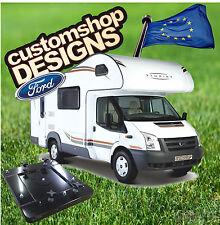 Ford Transit Motorhome Double Seat Swivel Base (LHD European Model)