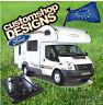 Ford Transit Autocaravana Asiento Doble Base Rotatoria (LHD Europeo Modelo)