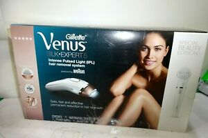Gillette Venus Silk Expert 5 Intense Pulsed Light Hair Removal System