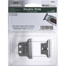 Wahl Professional 2215 Adjustable Double Wide Trimmer Blade 2 Hole