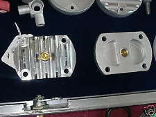 TRIUMPH PRE UNIT PRECISION MACHINED SUMP PLATE