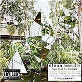 Clean Bandit - New Eyes (2014) Deluxe Cd with bonus DVD - As New