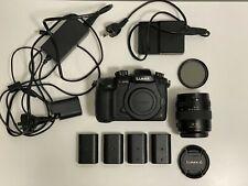 Panasonic LUMIX DC-GH5 Mirrorless Camera w/ Kit 12-35mm f/2.8 AND MUCH MORE!!!!