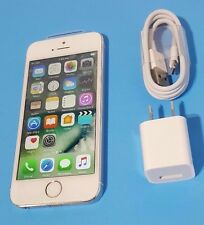 Apple iPhone 5s -64GB -Unlocked -A1533- Silver - Clean IMEI - Ships Fast