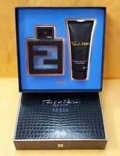 Fendi Fan Di Pour Homme Acqua 2 pcs GIFT SET for MEN 3.3 oz EDT Spray + Shampoo