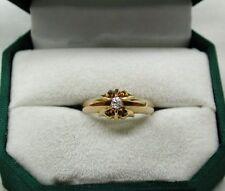 Diamond Rose Gold Vintage Fine Jewellery (Unknown Period)