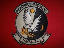 Vietnam War Patch US Marines HMM-263 PEACH BUSH MEDEVAC Group