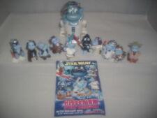 Ü Ei Serie Star Wars Hipperium 2002 komplett + R2 D2 Hippo aus Maxi Ei