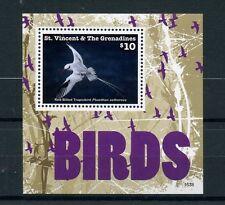 St Vincent & The Grenadines 2015 MNH Birds 1v S/S I Red-Billed Tropicbird
