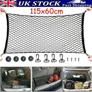 Large Car Cargo Net Nylon Elastic Mesh Luggage Storage SUV Pickup Truck 115*60cm