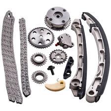 Timing Chain Kit For Mazda 3 CX-7 2.3L TURBO VVT Cam Gear 2006-2014 L3K912614