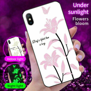 Funny Color-Changing Case for iPhone 6s 11 Pro XR XS Max 7 8 Plus Hard Cover