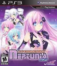 Hyperdimension Neptunia Mk2 PS3 New Playstation 3