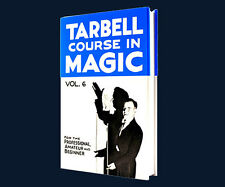 Magic Book - Tarbell Course In Magic - Vol 6 Learn Magic Hard Cover NEW!!!